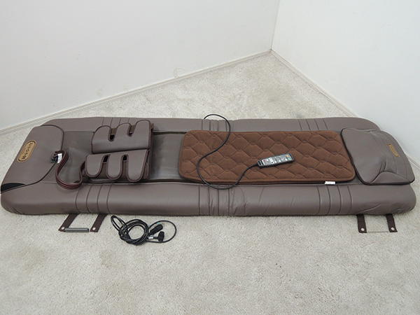 France Bed/フランスベッド スリーミーローラーDX 折りたたみ式 電気 マッサージ機