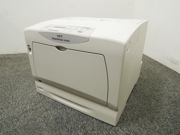 NEC A3対応カラーレーザープリンタ MultiWriter 2900C