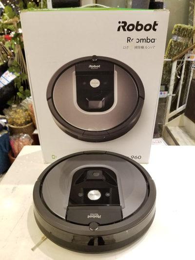 iRobot/アイロボット ロボット掃除機 Roomba 960(ルンバ 960)