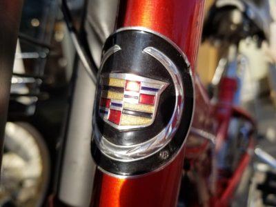 キャデラック子供自転車3