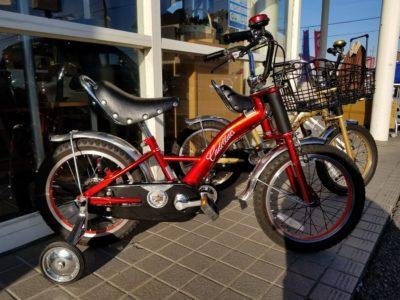 キャデラック子供自転車2