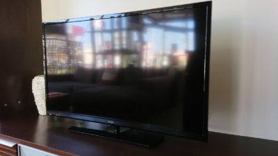 SHARP 40型テレビ