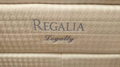 Kingsdown Regalia Loyalty Wサイズベッド