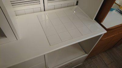 momo natural キッチンボード 食器棚