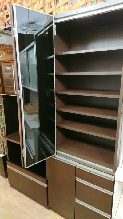 もりたいんてりあ キッチンボード 食器収納