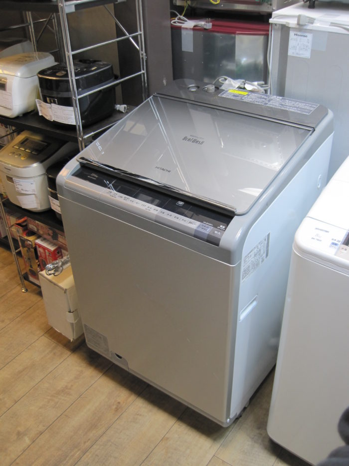 HITACHI(日立) ビートウォッシュ  11/6Kg タテ型洗濯乾燥機(BW-D11XWV)
