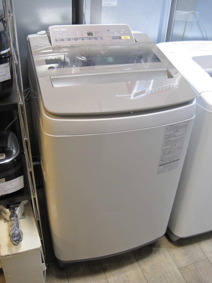 Panasonic(パナソニック) 10㎏/全自動洗濯機(NA-FA100H3) インバーター 2017年製