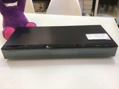 BD HDD レコーダー Panasonic DMR-BRX4020