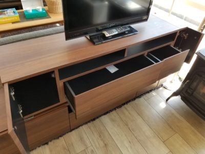高野木工 EASE テレビボード 3