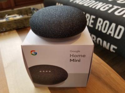 Google Home Mini 1