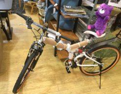 マイパラス M-670 ATB 折り畳み 自転車