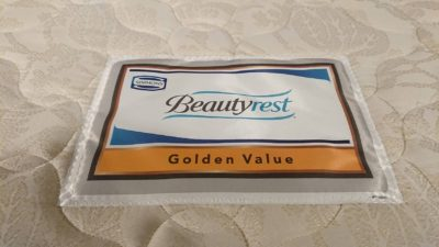 simmons goldenvalue beautyrest Wベッド