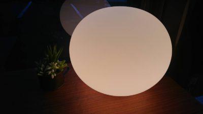 フロス グローボール ベーシック1 テーブルライト
