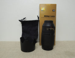 NIKON/ニコン AF-S VR Zoom-Nikkor 70-300mm f/4.5-5.6G IF-ED