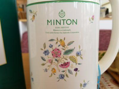 MINTON ハドンホール ポット 2