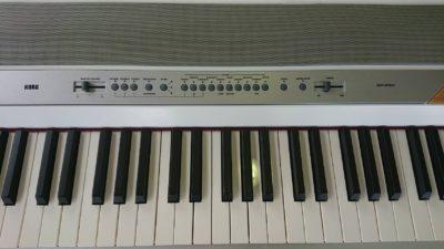 コルグ ピアノ RH3 最上級 鍵盤