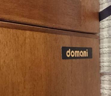 KARIMOKU DOMANI MORGANTON カップボード コレクションケース
