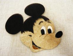 ミッキーマウス壁掛け