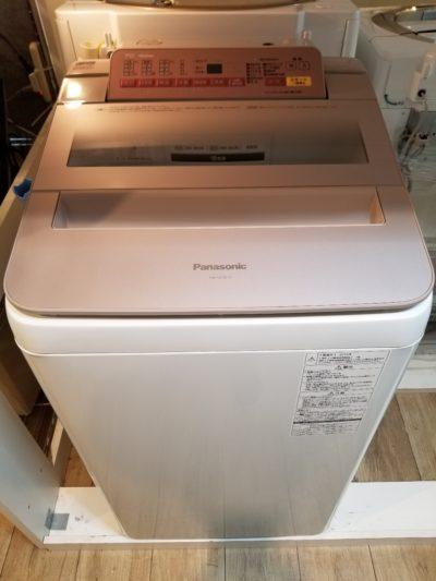 Panasonic 7.0K 洗濯機 NA-FA70H3-P