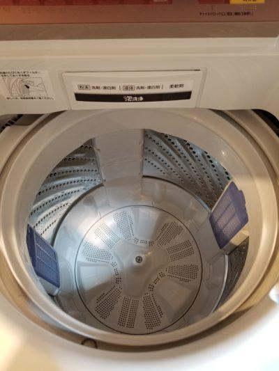 Panasonic 7.0K 洗濯機 NA-FA70H3-P 3
