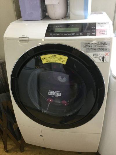 日立 ビッグドラム BD-S8800L 洗濯 乾燥機