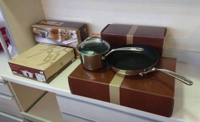 新品 未使用 フライパン お鍋