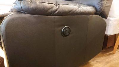 ボタンひとつ 自動 リクライニング ソファ リラックス