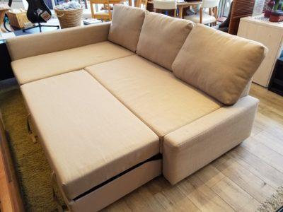 IKEA FRIHETEN コーナーソファベッド 3
