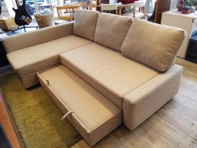 IKEA FRIHETEN コーナーソファベッド 2