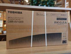 TOSHIBA 東芝 REGZA レグザ ブルーレイディスクレコーダー 2019年製 新品 未使用 未開封