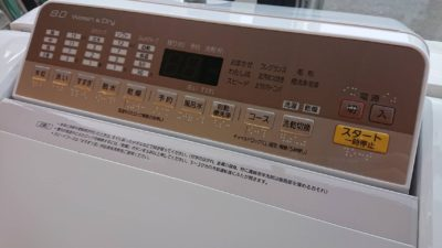 PANASONIC パナソニック 洗濯機 8.0㎏ 乾燥4.5㎏ 高年式