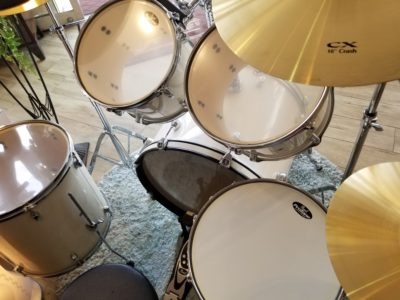 Pearl ドラムセット FORUM FZ FZ725 C-CX