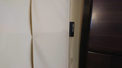 あすりーぷ Wサイズ ベッド かわいい オシャレ かっこいい レザー 合成皮革