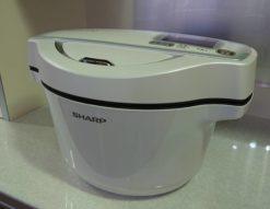 SHARP シャープ HEALSIO ヘルシオ ホットクック 未使用品 2019年製 1.6L 無水電気鍋