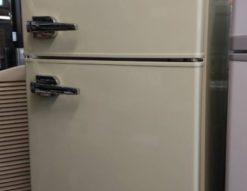 85L 冷蔵庫 2ドア 2018年製 レトロ