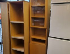 すき間収納 スリム食器棚 スリム本棚 マルチ収納 スリム飾り棚