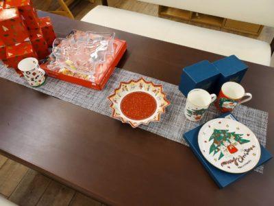 christmas XMAS xmas クリスマス マグカップ お皿 食器 オーナメント 飾り スノードーム リラックマ