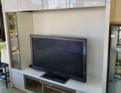 大型 テレビボード リビングボード 宮付き 収納付き テレビ台