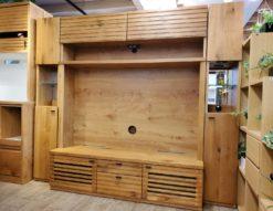 河口家具製作所 テレビボード 宮付き 収納付き リビングボード
