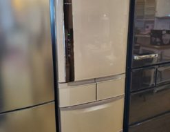 HITACHI 日立 401L 5ドア冷蔵庫 2018年製 大型 ファミリータイプ