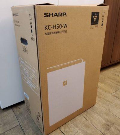SHARP シャープ 加湿空気清浄機 2019年製 新品 未使用品