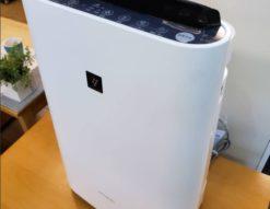 sharp シャープ 加湿機能付空気清浄機 2019年 新しい 未使用 箱入り