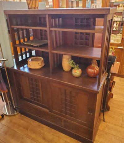 WAKOU 和光 茶棚 茶箪笥 たんす レトロ 和風 和家具