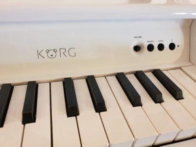 Korg コルグ Tiny Piano タイニー ピアノ デジタル トイ ピアノ