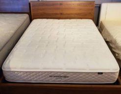 日本ベッド 跳ね上げ式 ダブルベッド シルキーポケット Silky