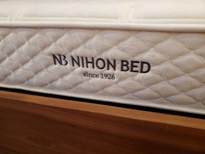 NB NIHON BED 日本ベッド silky シルキー ポケット REGULAR レギュラータイプ ダブルサイズ ベッド