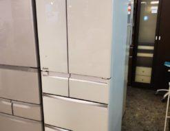 MITSUBISHI 三菱 517L 6ドア 冷蔵庫 2017年製 大型