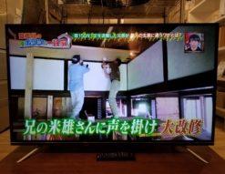 GREEN HOUSE 4K/HDR対応 49V型 液晶テレビ GH-TV49E-BK