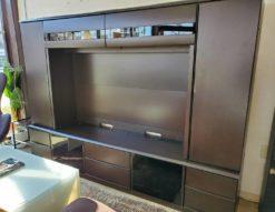 Meuble モーブル 宮付きテレビボード リビングボード 収納力抜群 大型テレビボード
