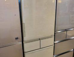 SHARP シャープ 412L 5ドア 冷蔵庫 2019年製 どっちもドア プラズマクラスター